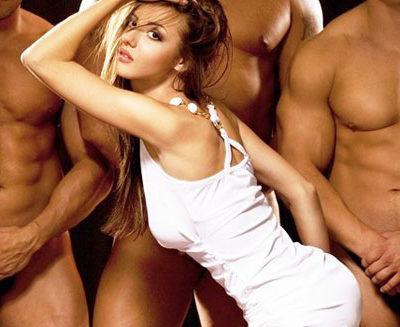 Erotic massage for ladies